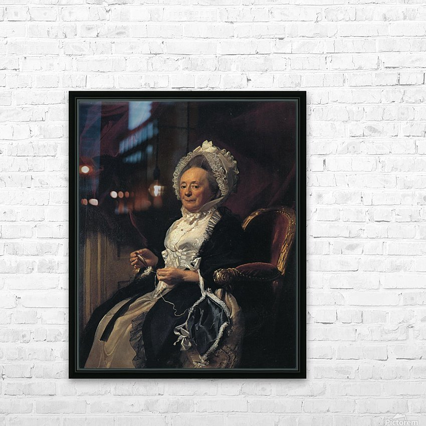 Mrs Seymour Fort HD Sublimation Metal print with Decorating Float Frame (BOX)