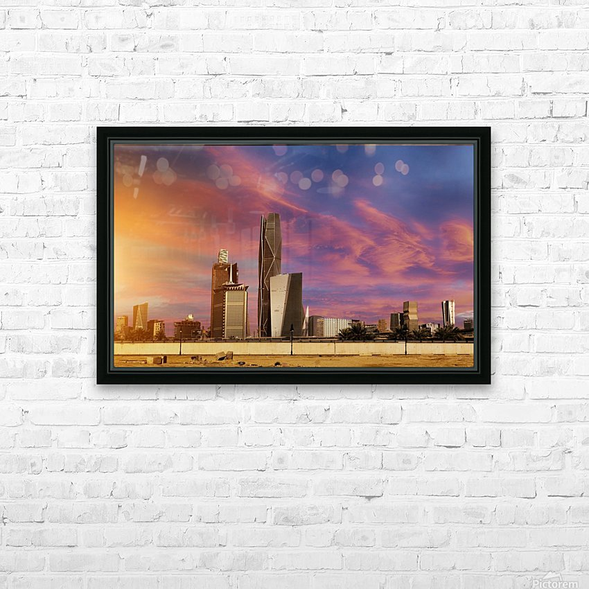 DSC_2298.sky HD Sublimation Metal print with Decorating Float Frame (BOX)