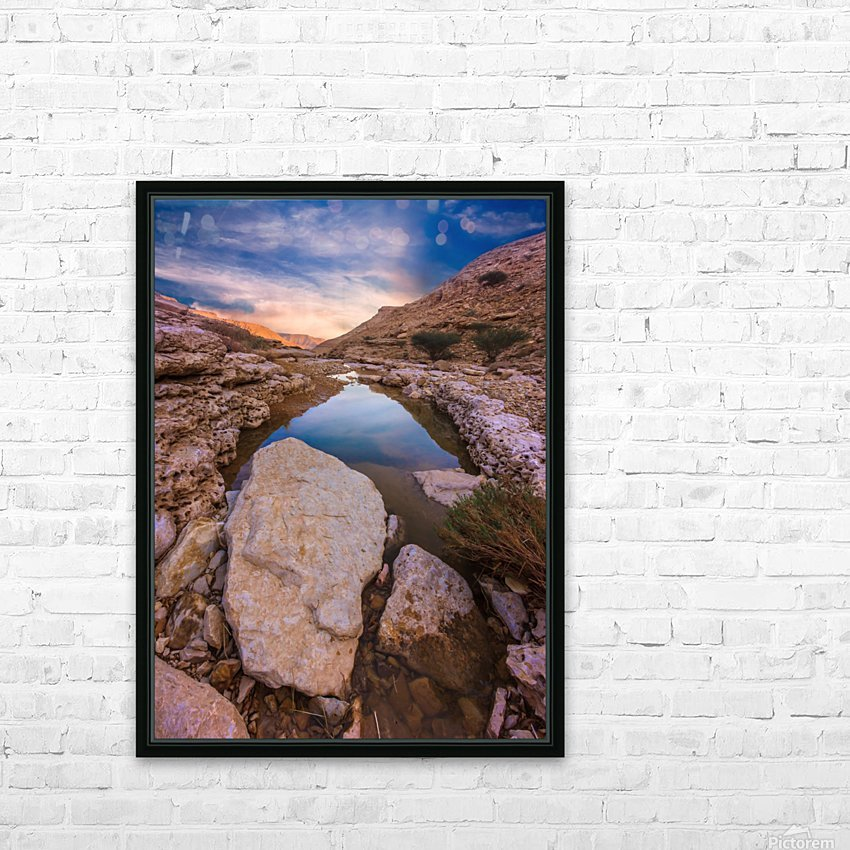 IMG_5970 HD Sublimation Metal print with Decorating Float Frame (BOX)