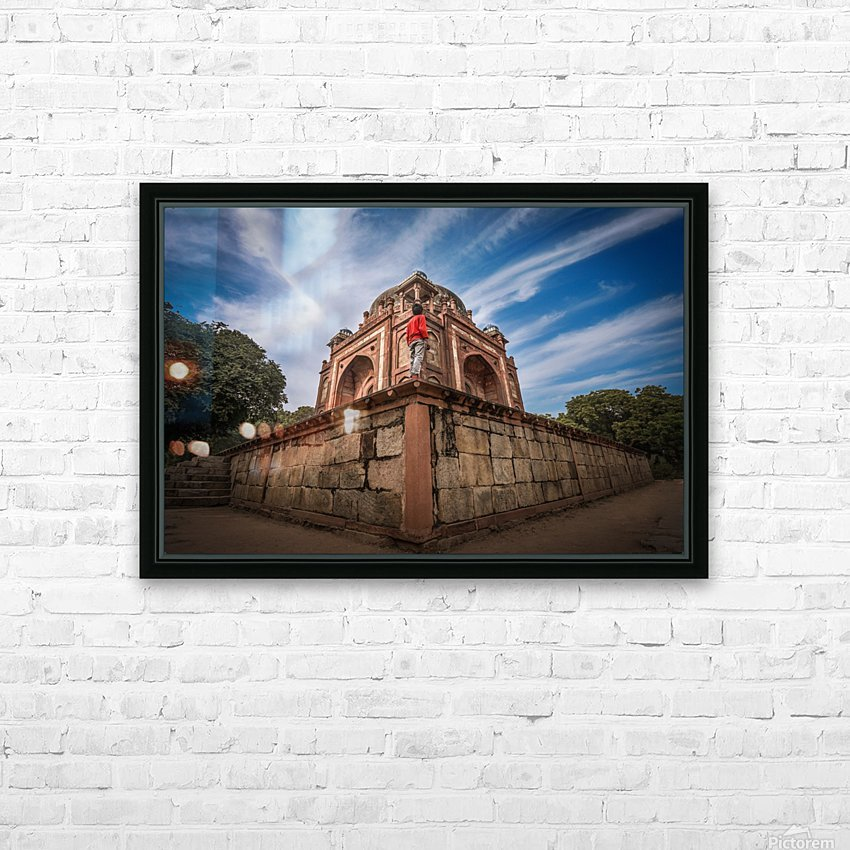 DSC_0147 2 HD Sublimation Metal print with Decorating Float Frame (BOX)