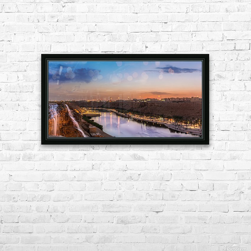 DSC_4609 Pano1 HD Sublimation Metal print with Decorating Float Frame (BOX)
