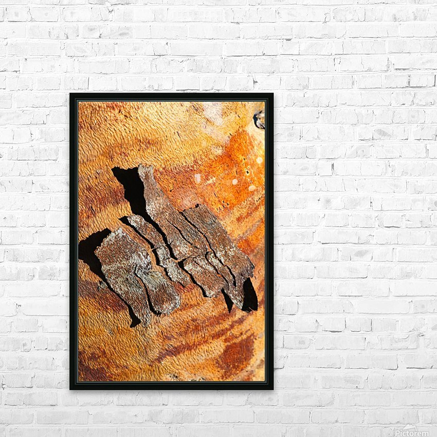Flowering Gum Bark HD Sublimation Metal print with Decorating Float Frame (BOX)