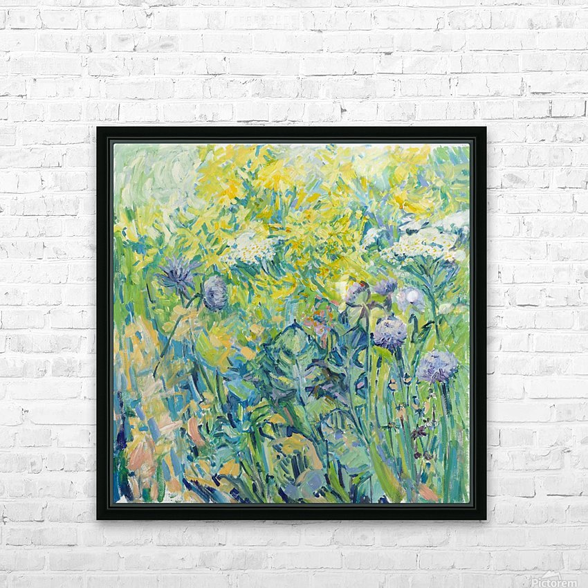 Fascinating Nature HD Sublimation Metal print with Decorating Float Frame (BOX)