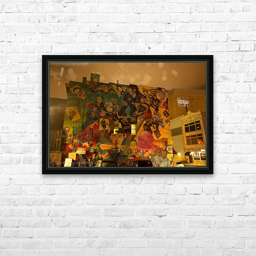 IMG_5846 HD Sublimation Metal print with Decorating Float Frame (BOX)