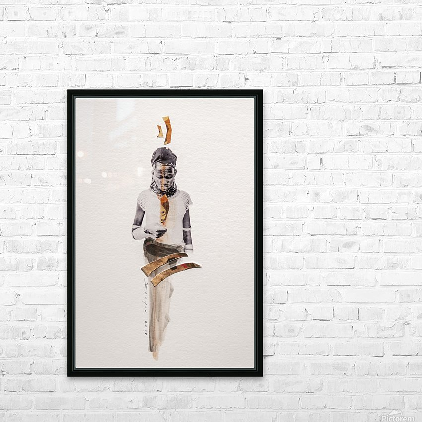 amazing grace3 HD Sublimation Metal print with Decorating Float Frame (BOX)