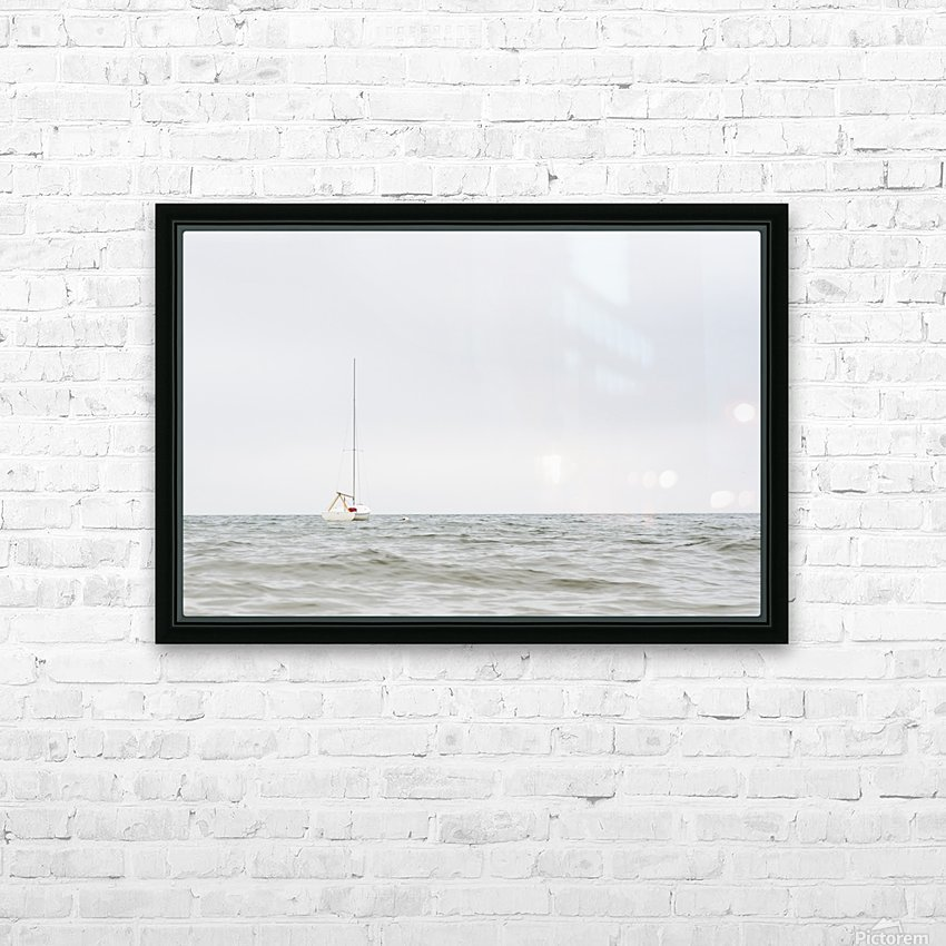 Prendre le large 2 HD Sublimation Metal print with Decorating Float Frame (BOX)