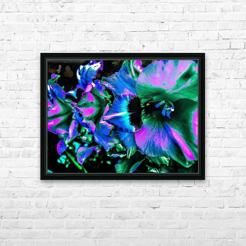 Explosion  HD sublimation métal imprimé avec décoration flotteur cadre (boîte)