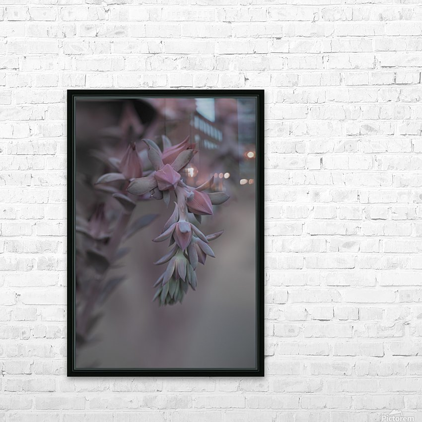 houseleek HD Sublimation Metal print with Decorating Float Frame (BOX)