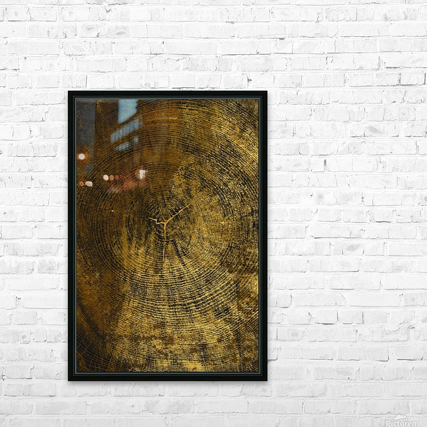gold texture freekjhkg HD Sublimation Metal print with Decorating Float Frame (BOX)