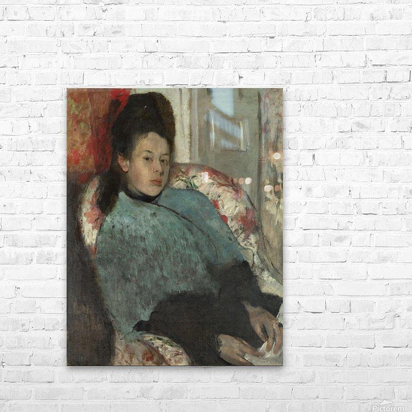 Portrait of Elena Carafa HD Sublimation Metal print with Decorating Float Frame (BOX)