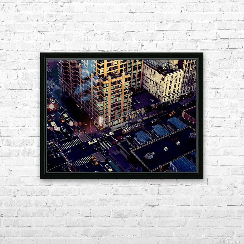 _1130875 Edit HD Sublimation Metal print with Decorating Float Frame (BOX)