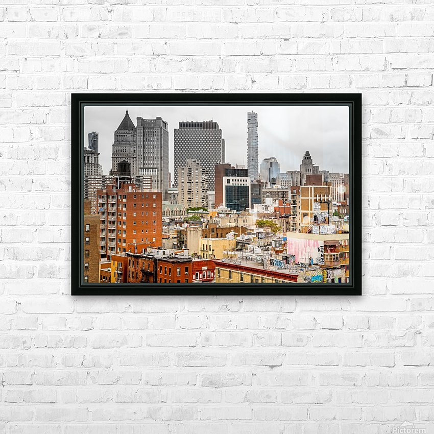 DSC02286 HD Sublimation Metal print with Decorating Float Frame (BOX)