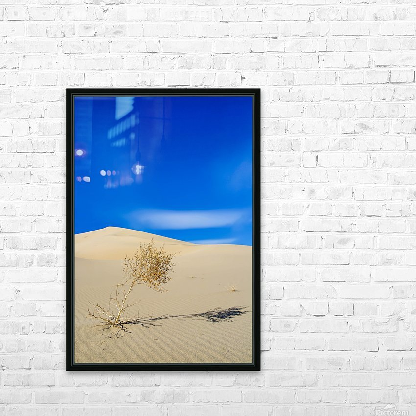 Survivor HD Sublimation Metal print with Decorating Float Frame (BOX)