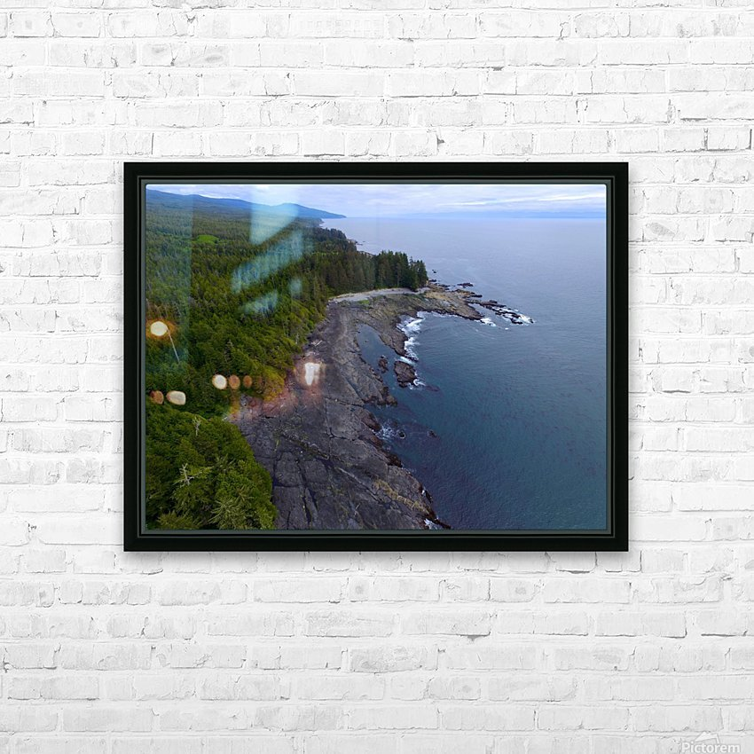 DJI_0091 HD Sublimation Metal print with Decorating Float Frame (BOX)