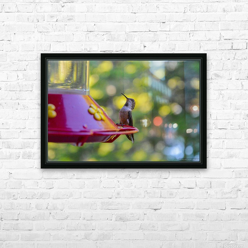 DSC_8172 HD Sublimation Metal print with Decorating Float Frame (BOX)