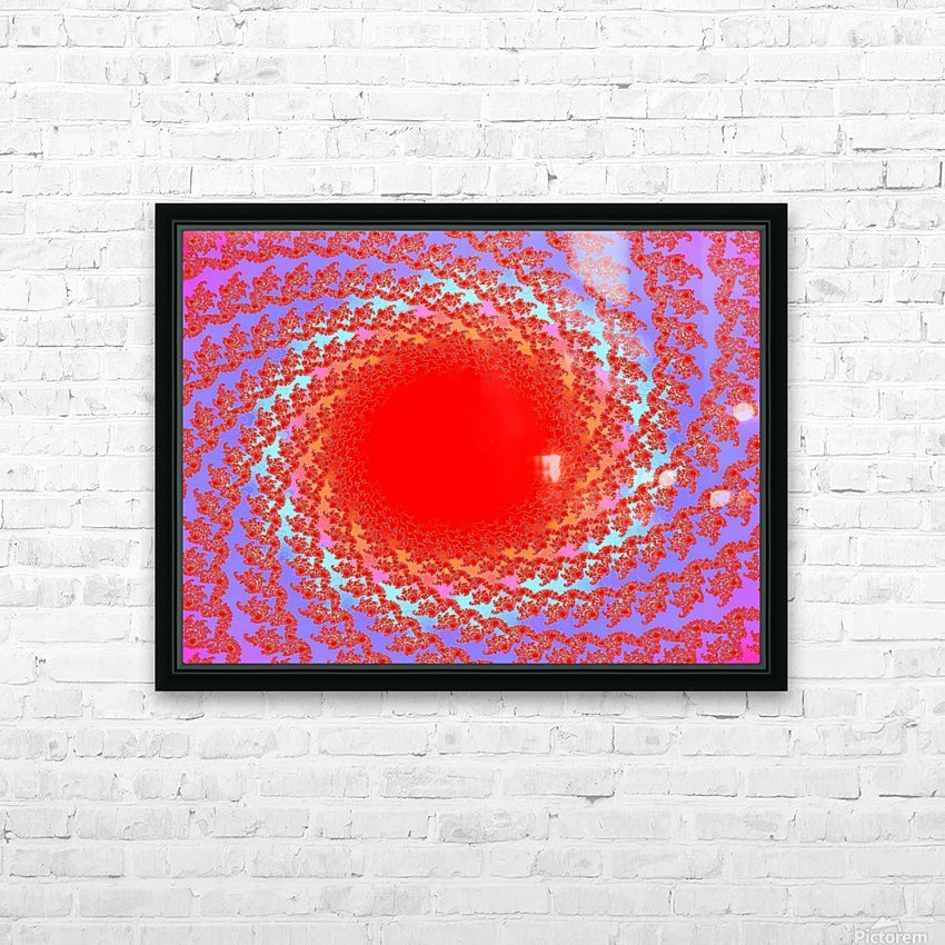 A Sun Burst In Spring 1 HD Sublimation Metal print with Decorating Float Frame (BOX)