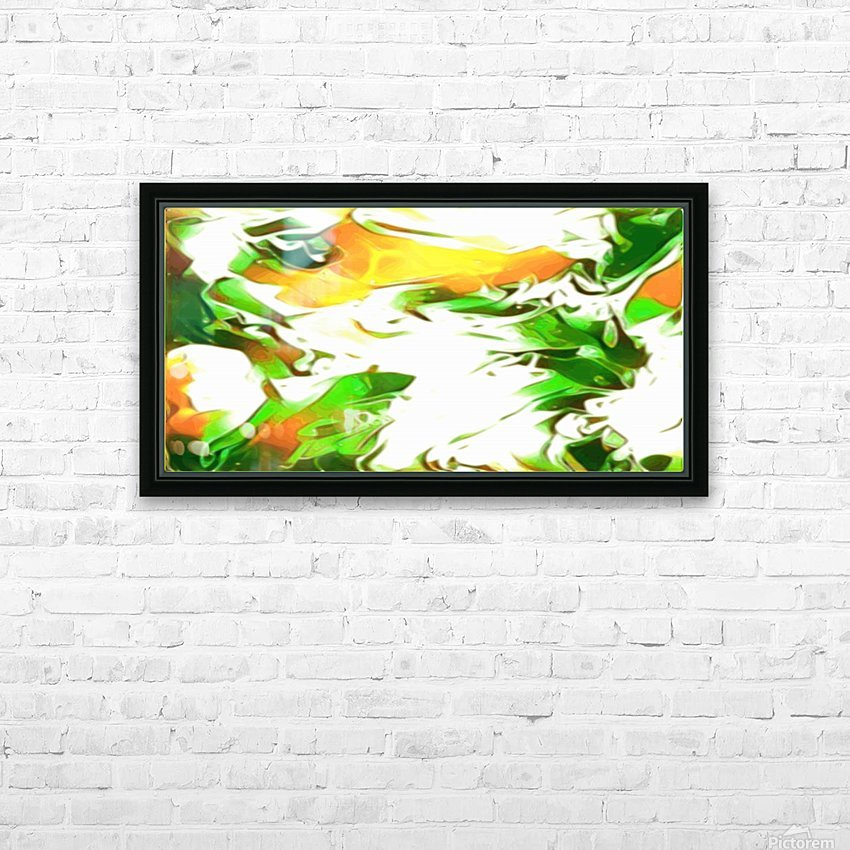 Legendary HD Sublimation Metal print with Decorating Float Frame (BOX)