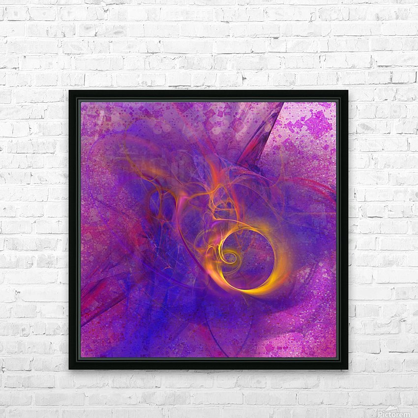 Artusia by Jean François Dupuis (28) HD Sublimation Metal print with Decorating Float Frame (BOX)