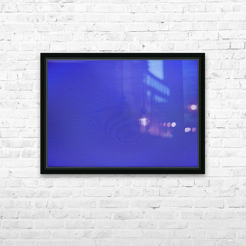 domicile im thinking of holds the truth of long ago HD Sublimation Metal print with Decorating Float Frame (BOX)