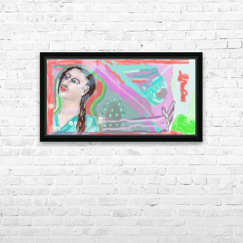 Image0462 HD Sublimation Metal print with Decorating Float Frame (BOX)