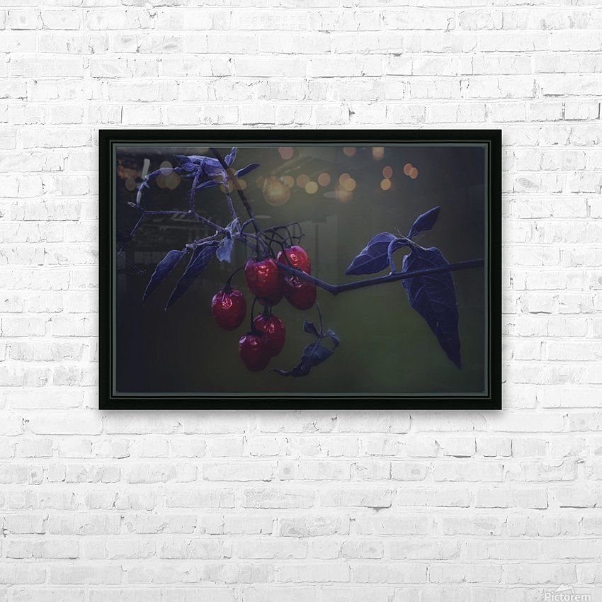 Nightshade HD Sublimation Metal print with Decorating Float Frame (BOX)