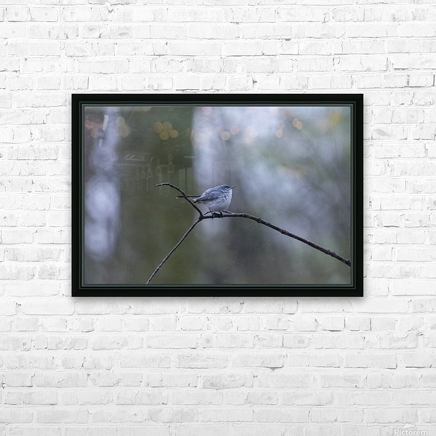 Blue Yonder HD Sublimation Metal print with Decorating Float Frame (BOX)