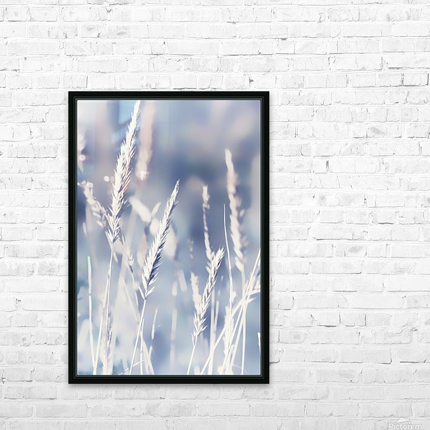 Spica HD Sublimation Metal print with Decorating Float Frame (BOX)
