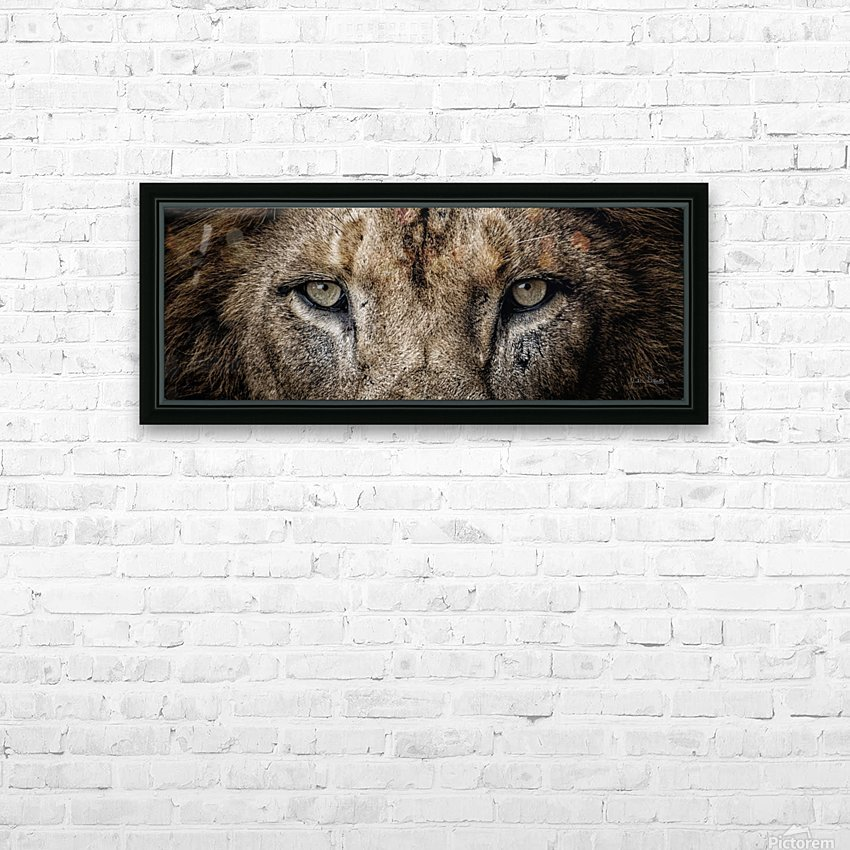Guess Who HD Sublimation Metal print with Decorating Float Frame (BOX)