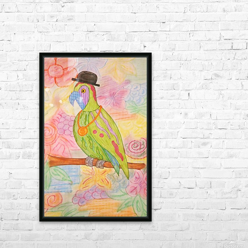 aviary image 1578372636866[1] HD Sublimation Metal print with Decorating Float Frame (BOX)