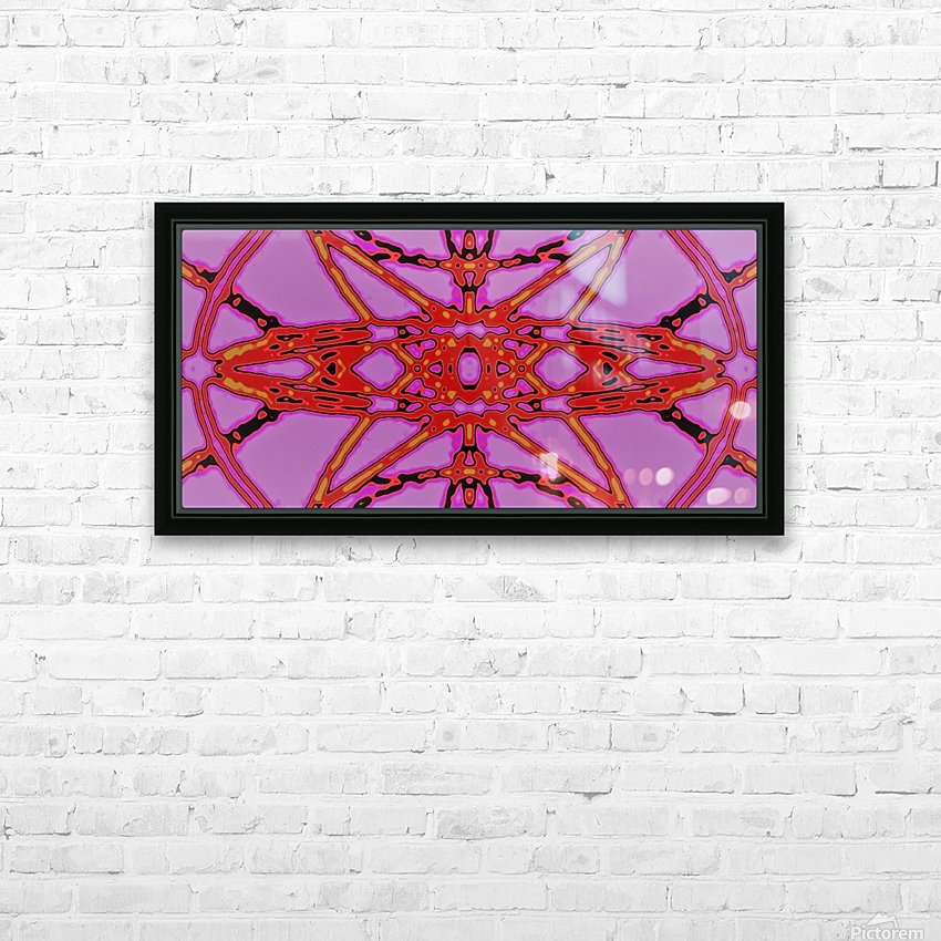 MARS HD Sublimation Metal print with Decorating Float Frame (BOX)