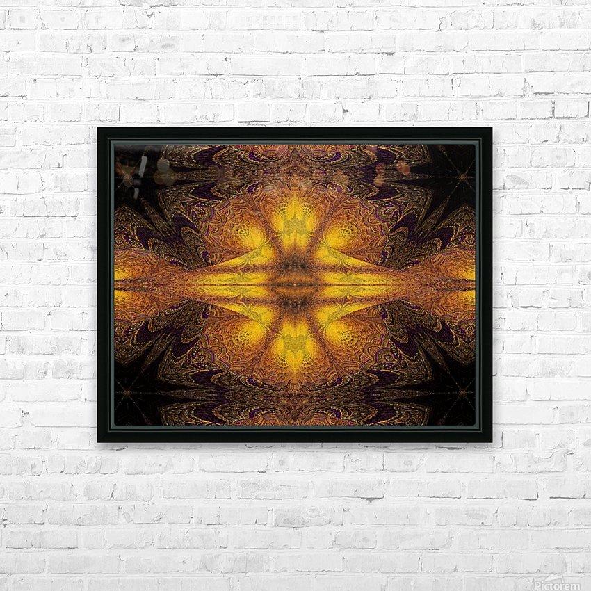 Spiritual Sunshine  23 HD Sublimation Metal print with Decorating Float Frame (BOX)