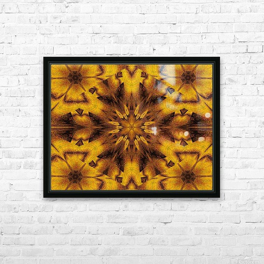 Spiritual Sunshine  31 HD Sublimation Metal print with Decorating Float Frame (BOX)