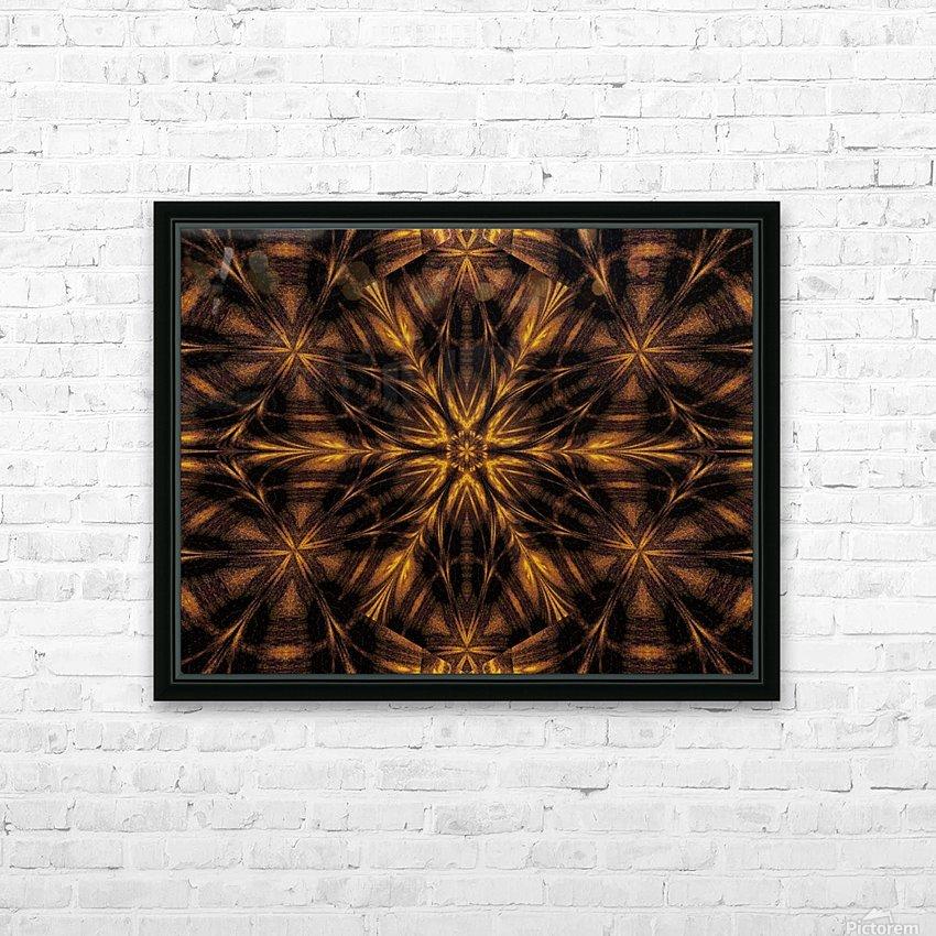 Spiritual Sunshine  33 HD Sublimation Metal print with Decorating Float Frame (BOX)