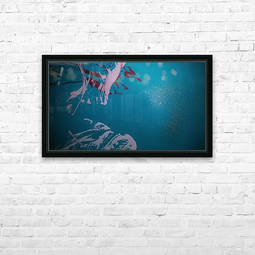 KIMG4117 HD Sublimation Metal print with Decorating Float Frame (BOX)