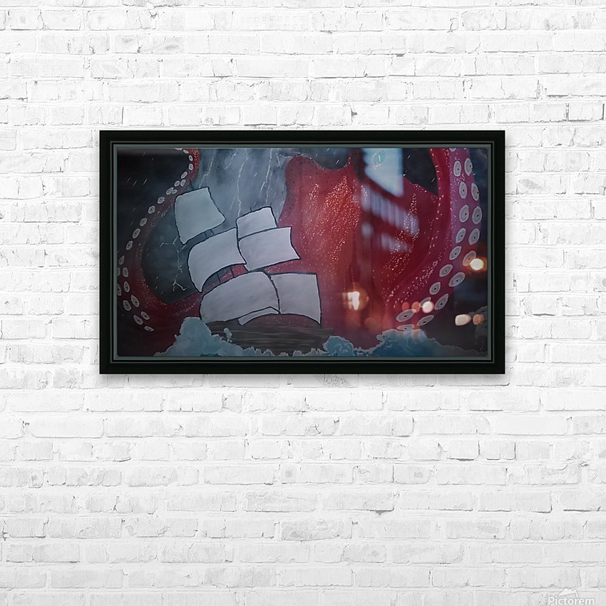 KIMG4116 HD Sublimation Metal print with Decorating Float Frame (BOX)