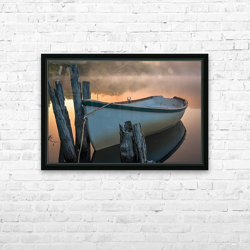 Caught in the Moment HD Sublimation Metal print with Decorating Float Frame (BOX)