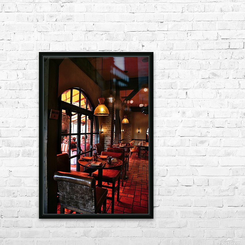 IMG_8084 HD Sublimation Metal print with Decorating Float Frame (BOX)