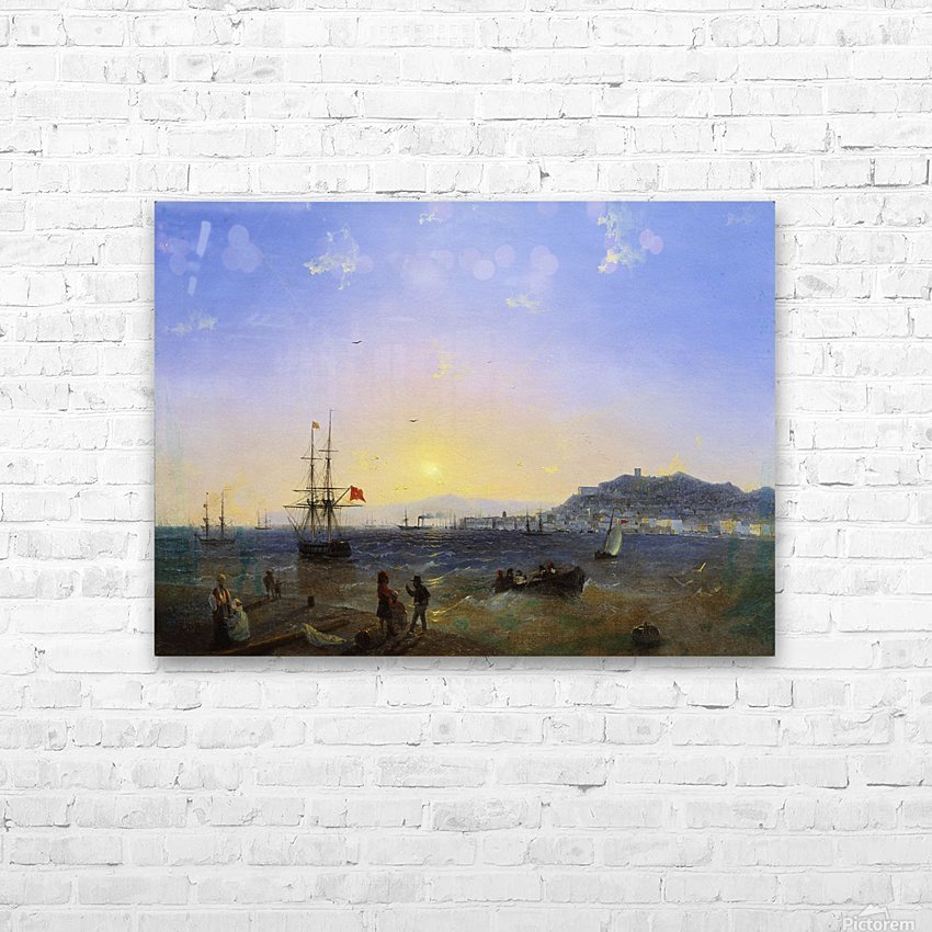 Kerch HD Sublimation Metal print with Decorating Float Frame (BOX)