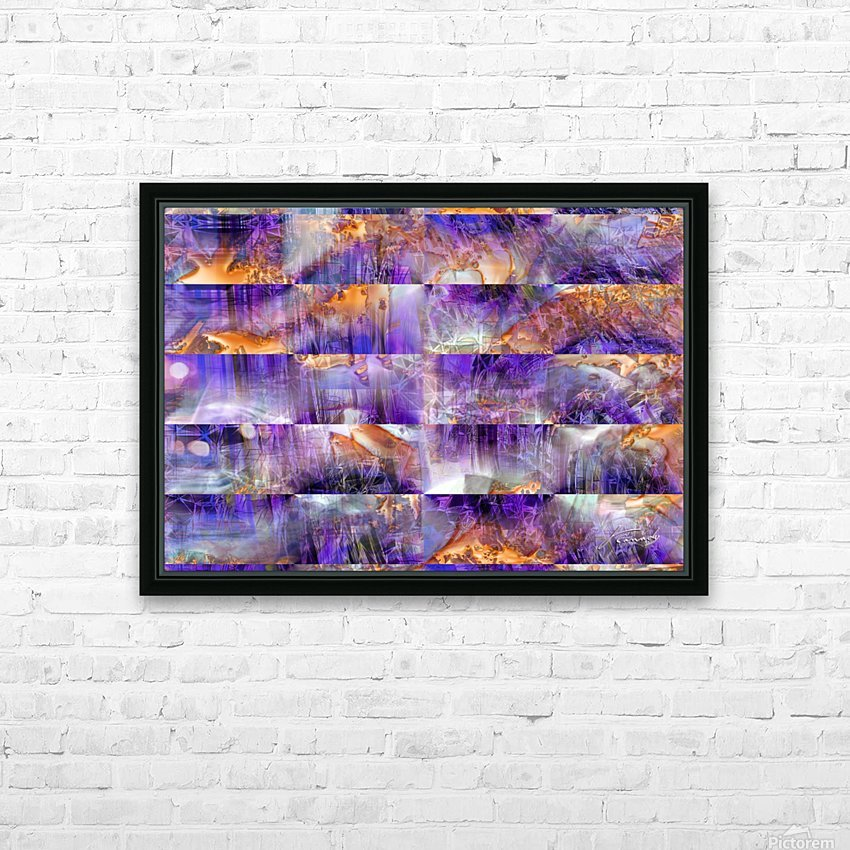 3B3AC095 1332 4798 900D 7F2FA05402B8 HD Sublimation Metal print with Decorating Float Frame (BOX)