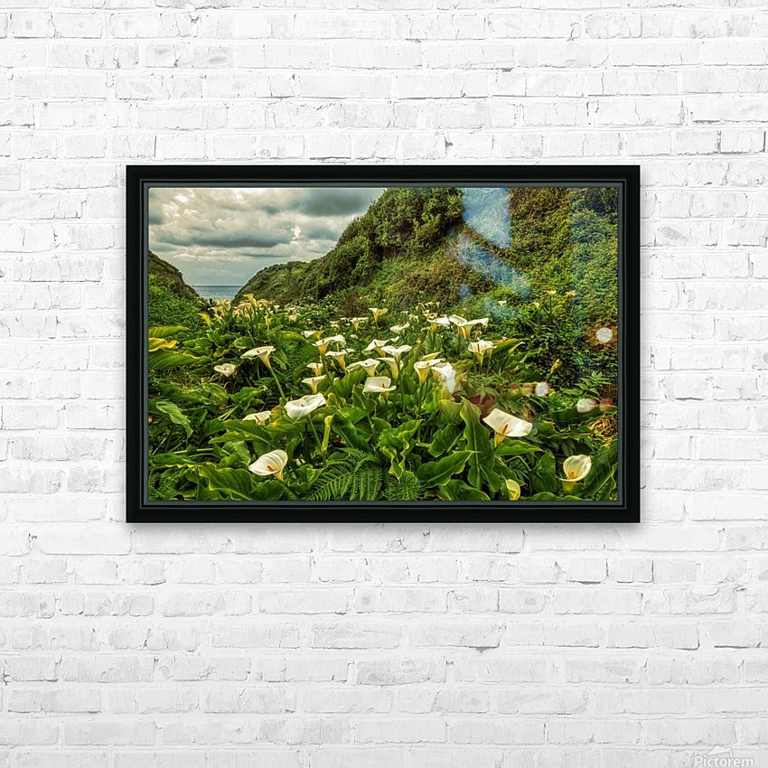 Life is Abundant HD Sublimation Metal print with Decorating Float Frame (BOX)