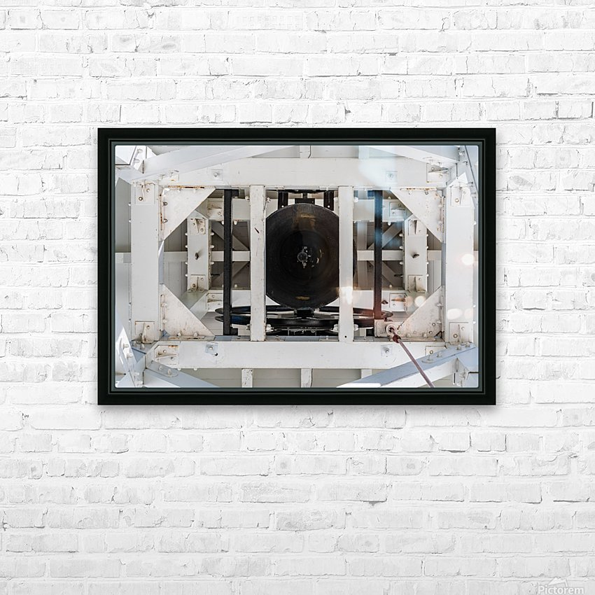 The Chapel Bell University of Georgia   Athens GA 07094 HD Sublimation Metal print with Decorating Float Frame (BOX)