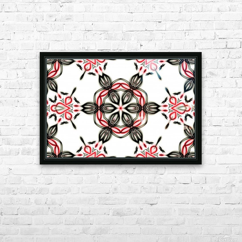 Abstract art II HD Sublimation Metal print with Decorating Float Frame (BOX)