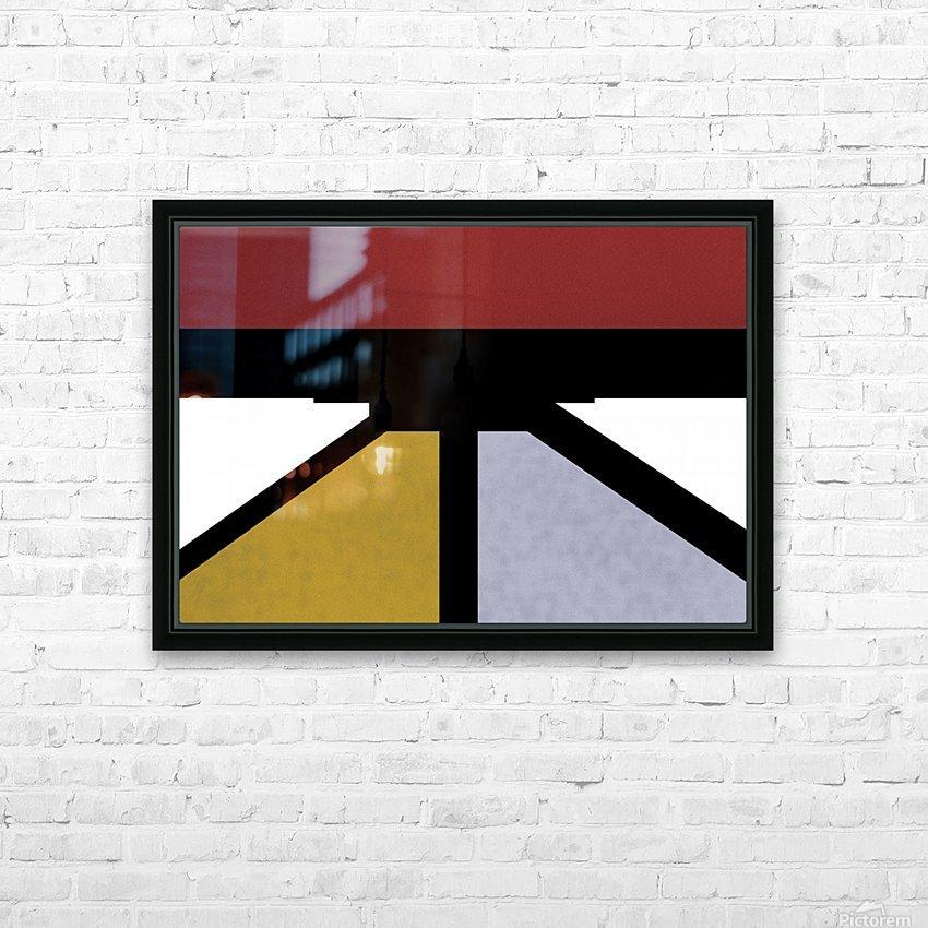 Bridge XV HD Sublimation Metal print with Decorating Float Frame (BOX)