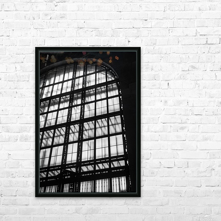 Between Dimensions HD Sublimation Metal print with Decorating Float Frame (BOX)