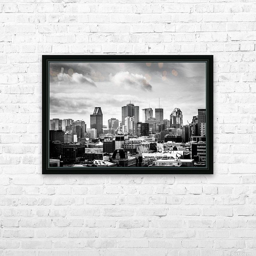 expoemoriumqc 6 HD Sublimation Metal print with Decorating Float Frame (BOX)