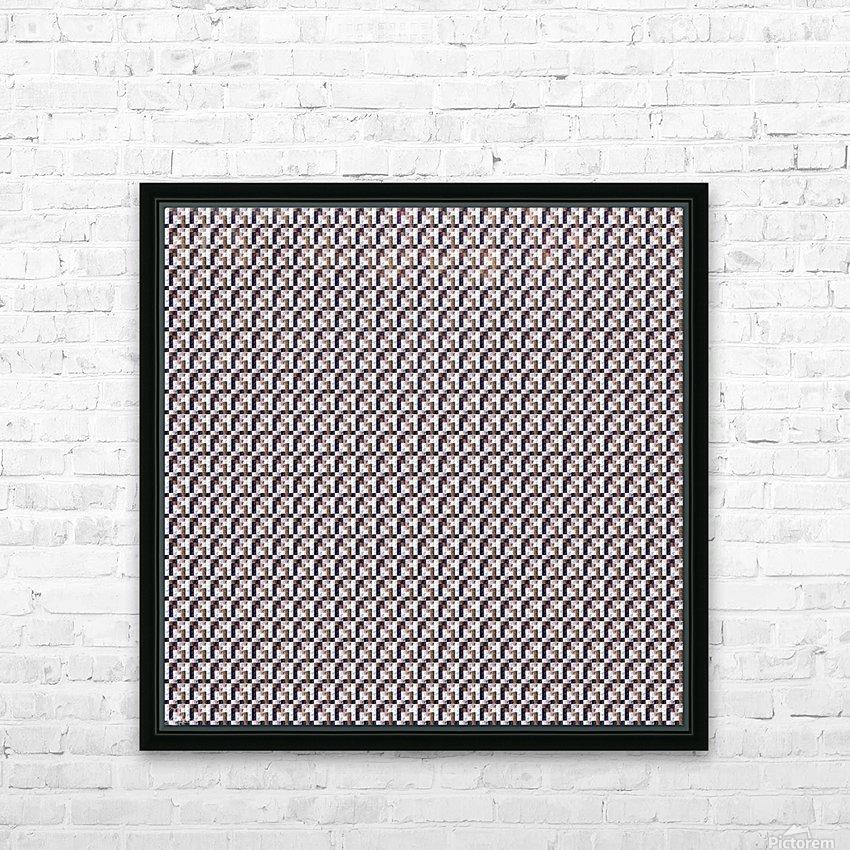 Afhjupandi My Secret  HD Sublimation Metal print with Decorating Float Frame (BOX)