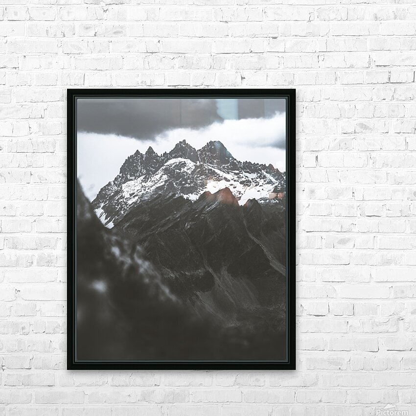 Three HD Sublimation Metal print with Decorating Float Frame (BOX)