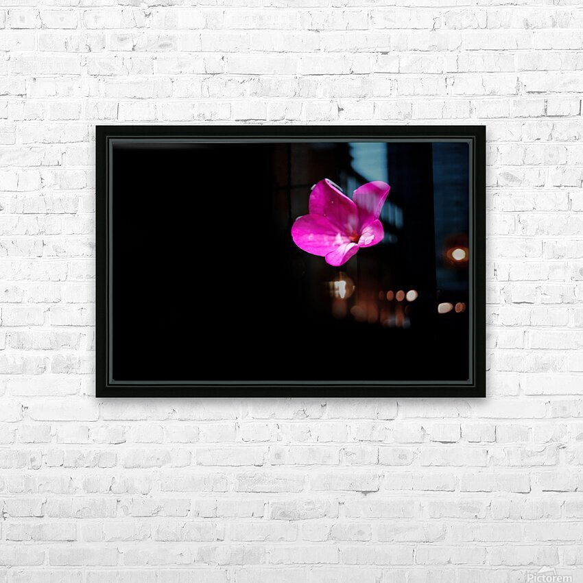 Vibrant HD Sublimation Metal print with Decorating Float Frame (BOX)