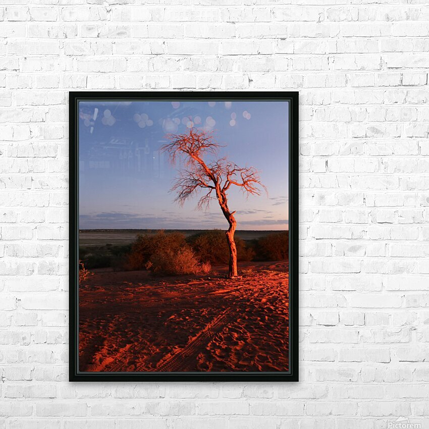 AdriaanPrinsloo 7215 HD Sublimation Metal print with Decorating Float Frame (BOX)