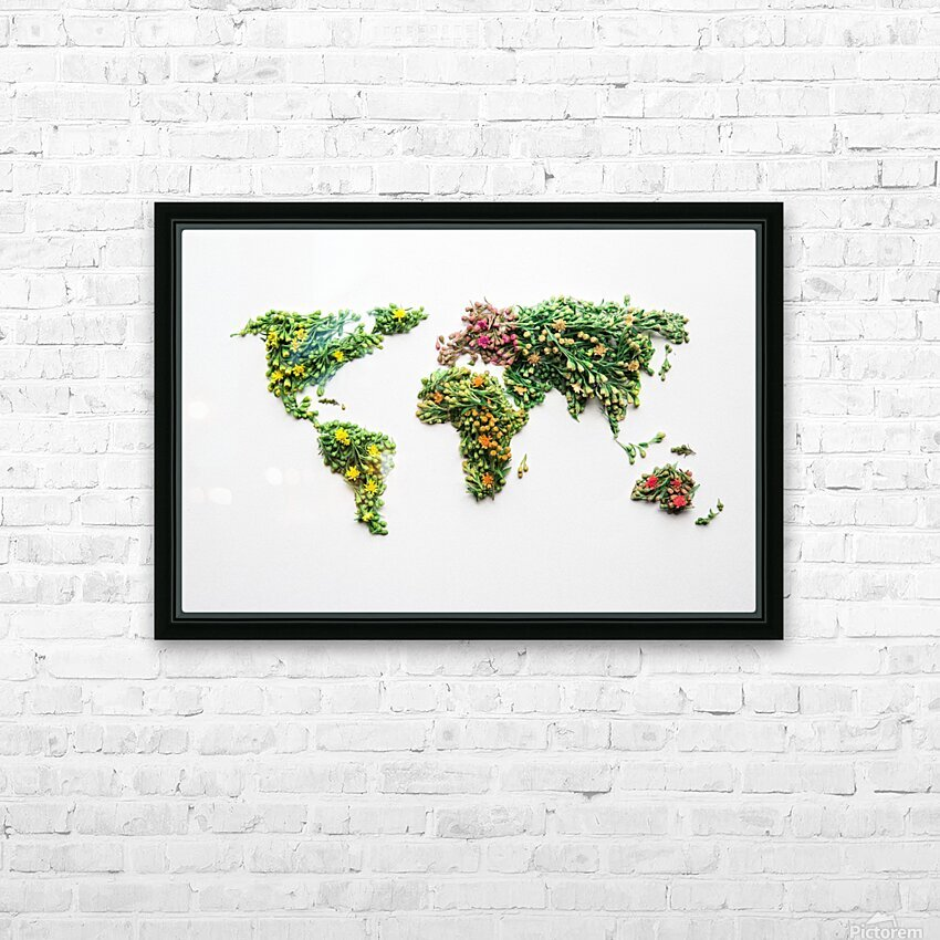 Light Continent Ciriel HD Sublimation Metal print with Decorating Float Frame (BOX)